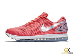 Nike Zoom All Out Low 2 + Crystals - Hot Punch