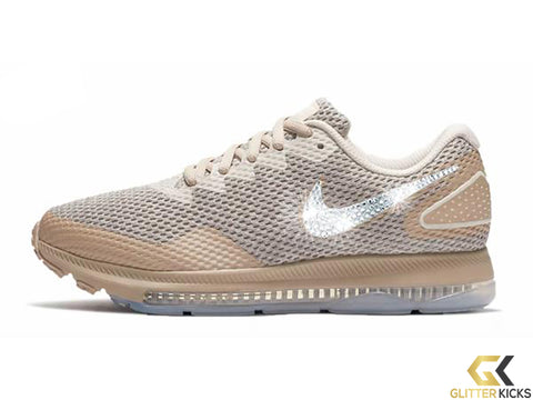 Nike Zoom All Out Low 2 + Crystals - Moon Particle Sand c9099e6e82