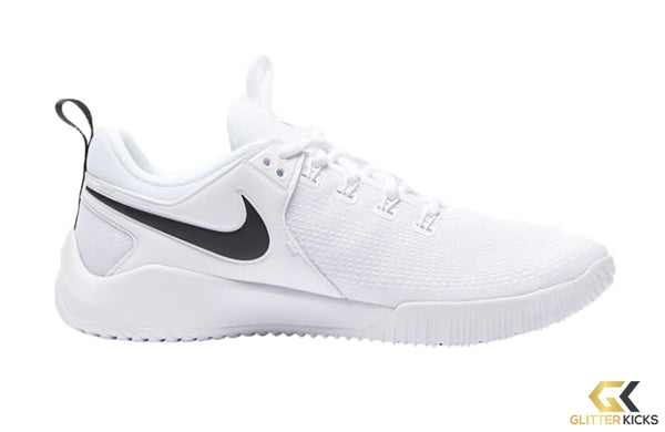 Womens Nike Zoom Hyperace 2 + Crystals - White/Black