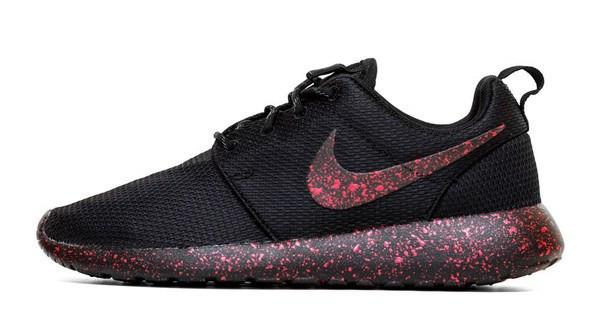 new arrival db3a5 a4238 Nike Roshe One + Speckle Paint - 5 Options - (MEN S)