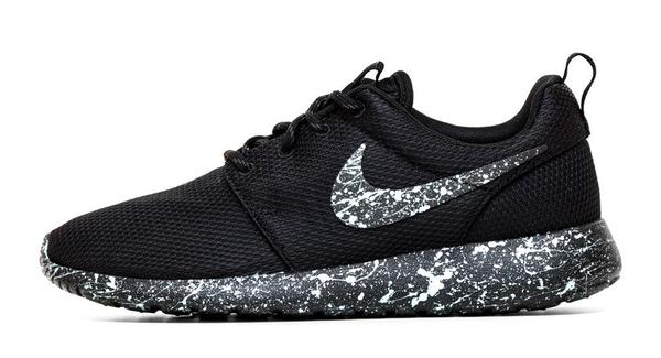 a164d0a51 Nike Roshe One + Speckle Paint - 5 Options - (MEN S) – Glitter Kicks
