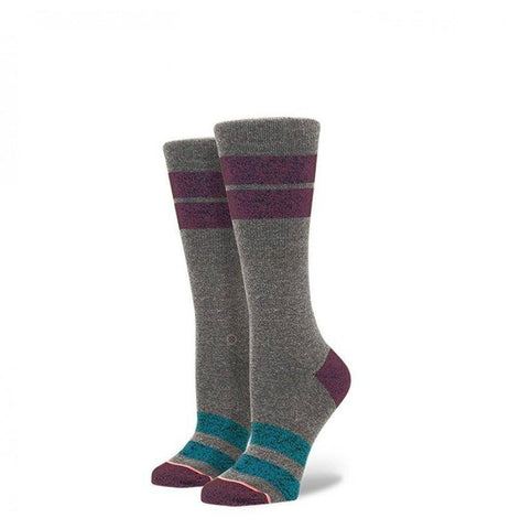 STANCE OUTSIDER (GREY HEATHER) WOMENS SOCKS
