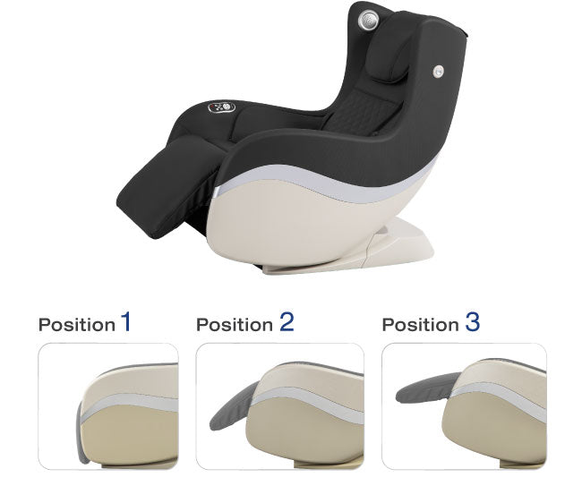 Galaxy Crown Footrest Position
