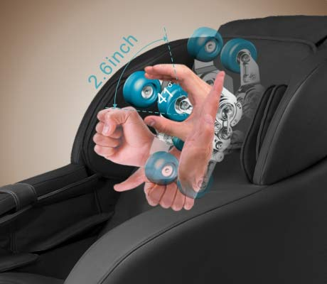 BM-E190 Intelligent Mechanical Massage Hands