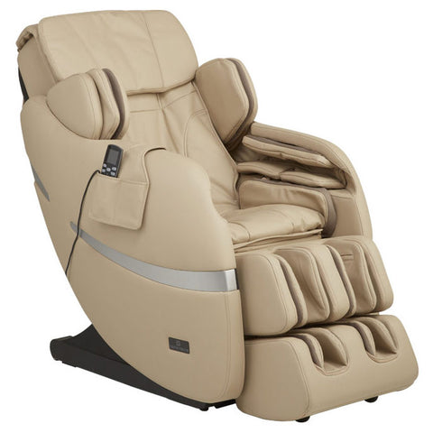 Brio Massage Chair, Cream Color, Almost New, Owned by BetterLounge.com