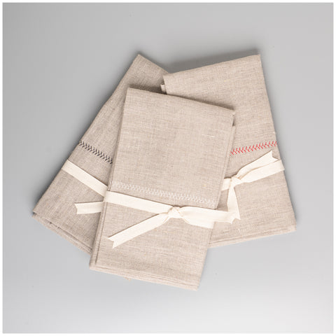 3) Gifts - New Linen - napkins, towels, market bags and more