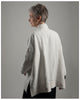 Ellen Jacket - repurposed vintage French linen-size regular-(style 04)