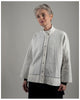 Ellen Jacket - Repurposed vintage French linen-Size Large-(style 05)