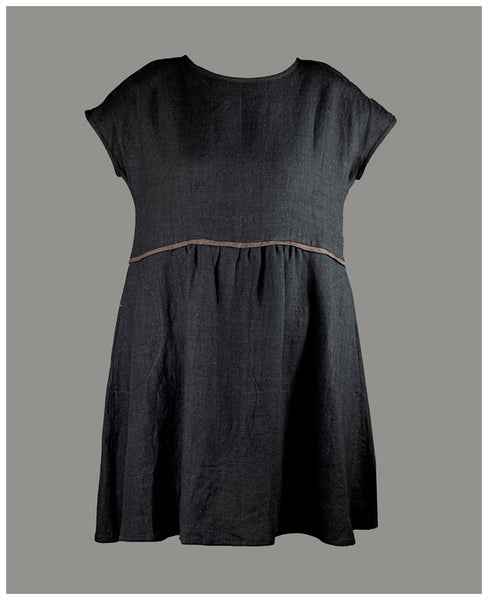 Freda Dress - New European linen (3 sizes available)