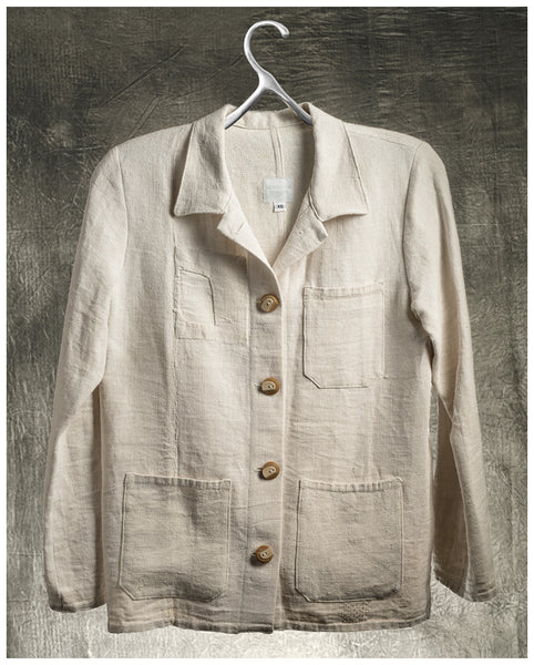 ***Sold***Chore Jacket -- size extra small (style 01)