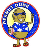 Peanut Dude Gift Card - Available nationwide at PeanutDude.com (As seen on CBS Sunday Morning Show)