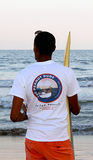Fishing Dude Tee - Available nationwide at PeanutDude.com (As seen on CBS Sunday Morning Show)