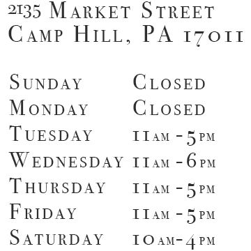 Meeka Camp Hill Address & Hours