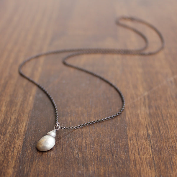 Hannah Blount Small Sea Snail Necklace