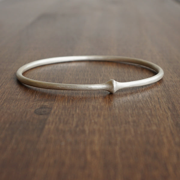 Hannah Blount Large Cable Bangle