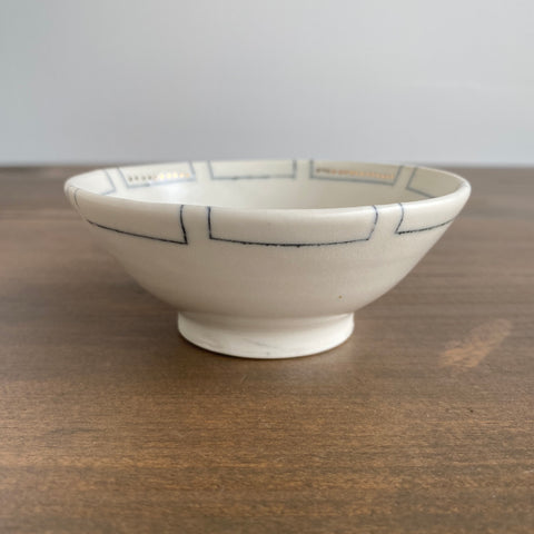 K. Olson Ceramics Ring Dish