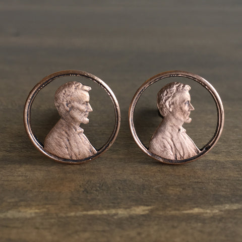 Stacey Lee Webber Abe Circled Cufflinks
