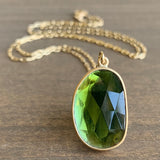 Lola Brooks Green Tourmaline Pendant