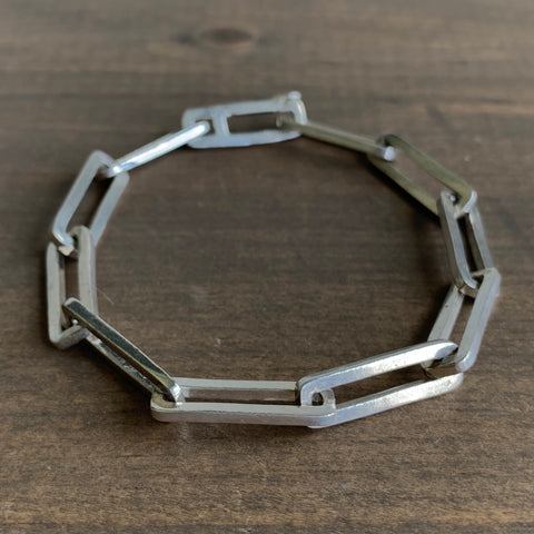 Russell Jones Wrought Link Bracelet