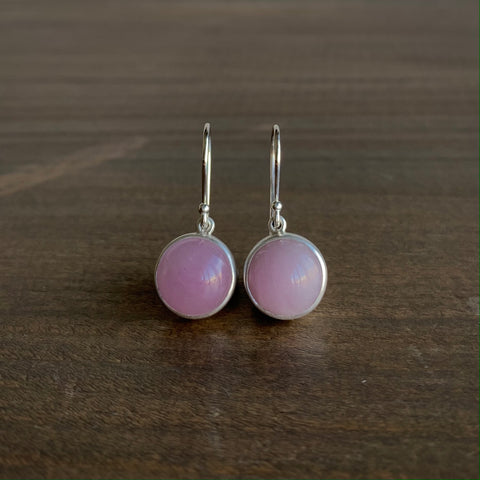 Monika Krol Kunzite Bobble Earrings