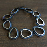 Heather Guidero Organic Ovals Link Bracelet