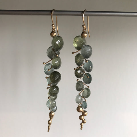 Rachel Atherley Large Caviar Earrings Visiting Collections Project