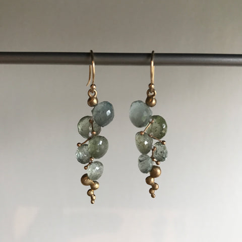 Rachel Atherley Small Caviar Earrings Visiting Collections Project