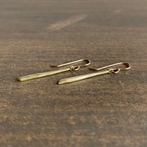 Rosanne Pugliese Classic Gold Twig Earrings