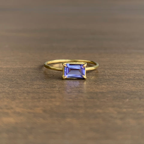 Rosanne Pugliese Tanzanite Mini Gem Ring