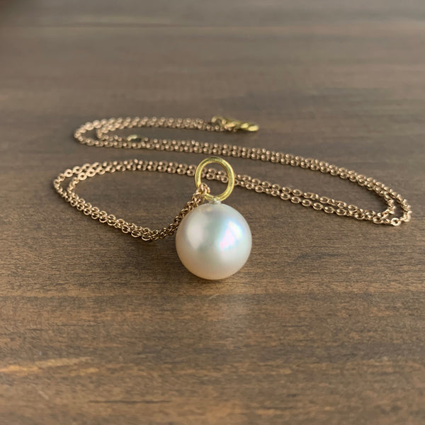 Rosanne Pugliese South Sea Pearl Drop Pendant