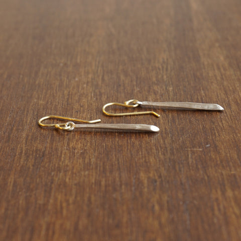 Rosanne Pugliese Classic Silver Twig Earrings