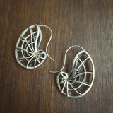Aliyah Gold Spiral Earrings