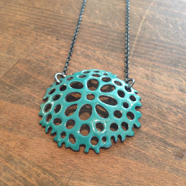Joanna Nealey Cell Necklace