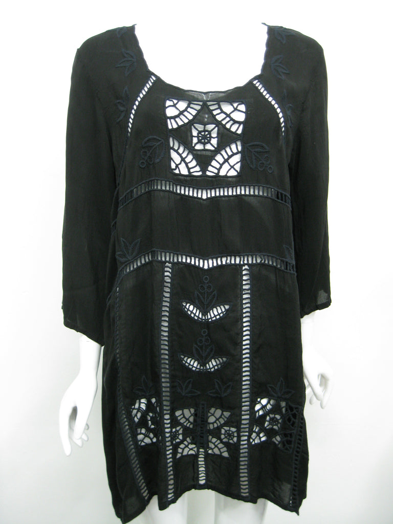 Johnny Was Art Deco Tunic – L – JW41611114