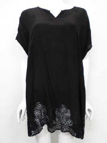 NWT Johnny Was Embroidered Seal Tunic - 2X - JW68020717