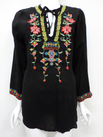 NWT Johnny Was Embroidered Suko Tunic - PXXL - JW69960917