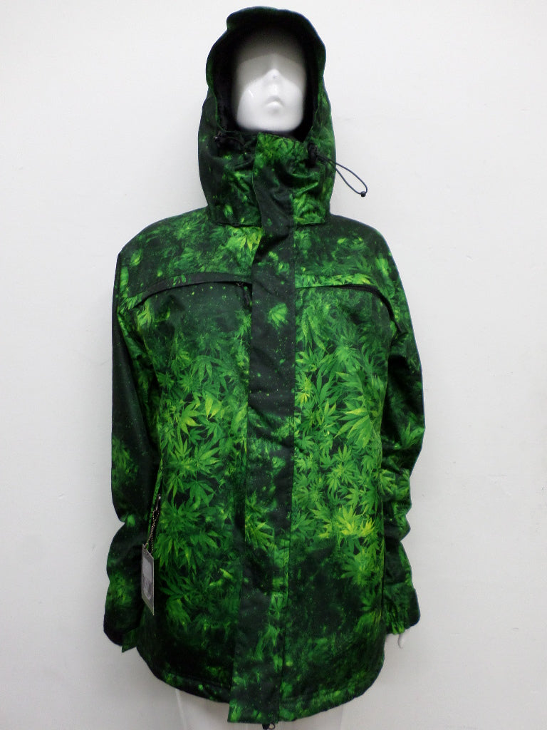 G R E N A D E Men's Hooded Coat - M - RN#74299