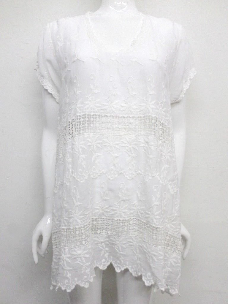 NWT Johnny Was Lilano Tunic - XXL - SH62651018