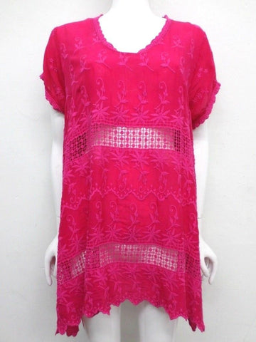 NWT Johnny Was Lilano Tunic - 1X - SH60171018