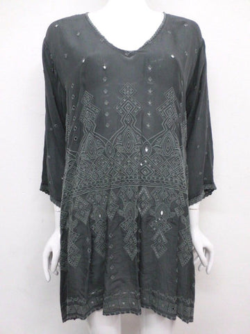 NWT Johnny Was Falling Star Blouse - XL - JW51611017