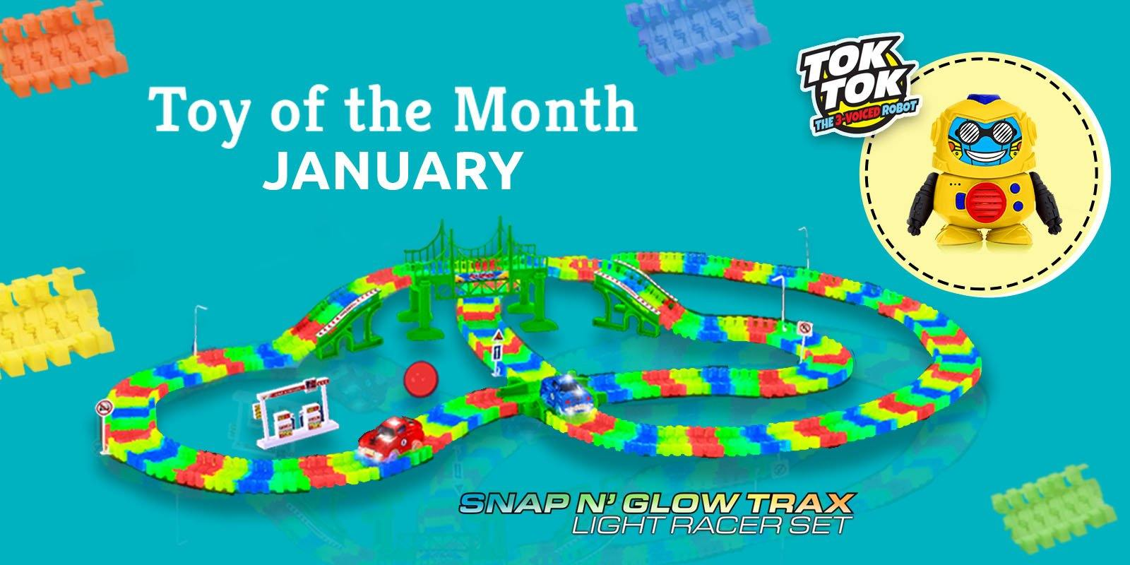 Toy of the Month Blog - January 2021