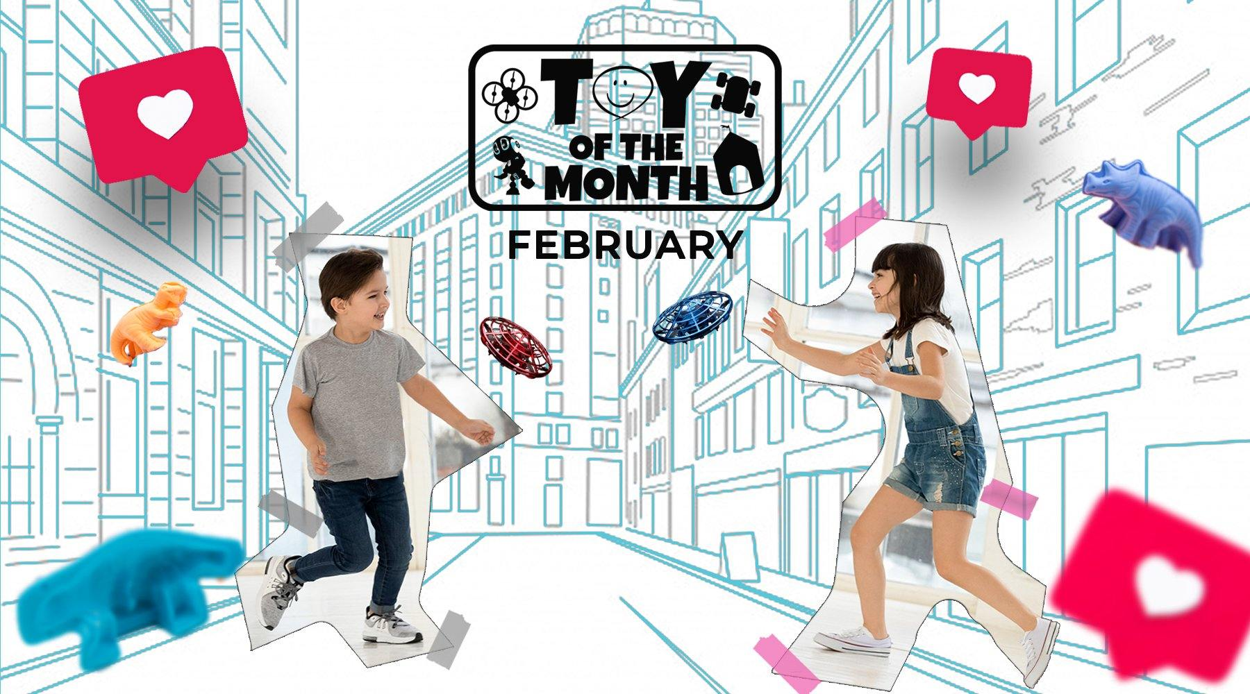 Toy of the Month - February - USA Toyz