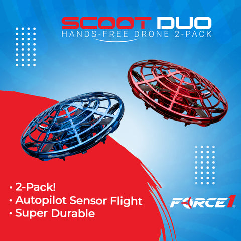 Scoot drones for kids
