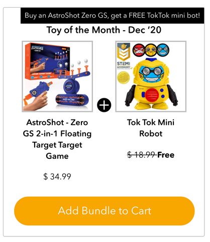 Toy of the Month Blog - December 2020 - USA Toyz