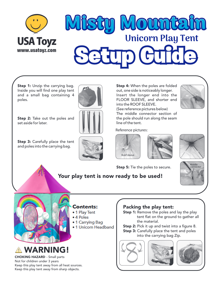 Manuals – usa toyz.