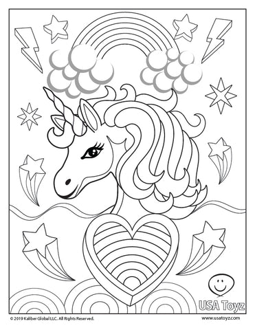 Fun Activities and FREE Coloring Pages for Kids