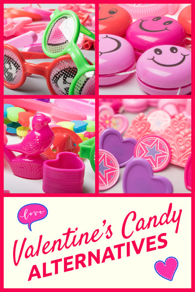 Get a whole bag of fun prizes, gifts and trinkets from USA Toyz to use for your Valentine's Day party, birthday party favors, piñata fillers and goody bags for kids. Get yo yos, and glasses and games for a scavenger hunt or other party games!