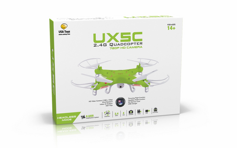 Syma UX5C Drone For Beginners