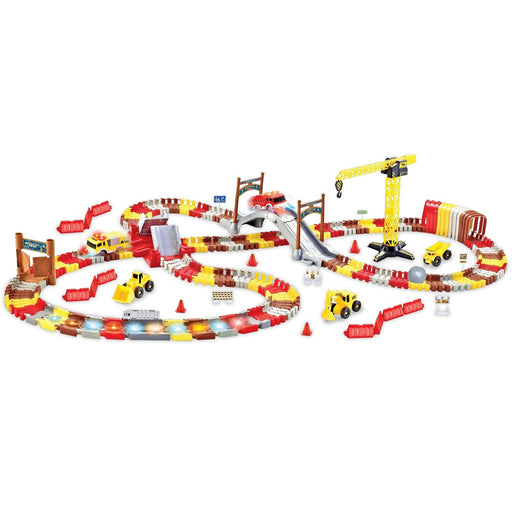 Snap Trax Construction Set - USA Toyz