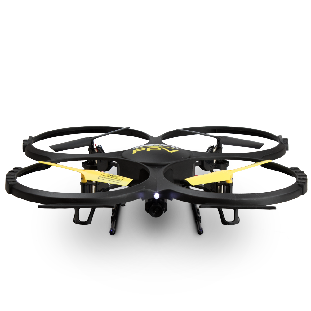 One of our top drones for beginners and pros; easy-control features give you more RC drone flight control and drone stability for these girls and boys toys